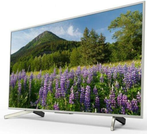 LED TV SONY KD43XF7077 4K HDR